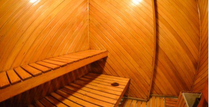 Habitación Suite Fantasía Sauna  en Nuevo Chalet : MotelNow