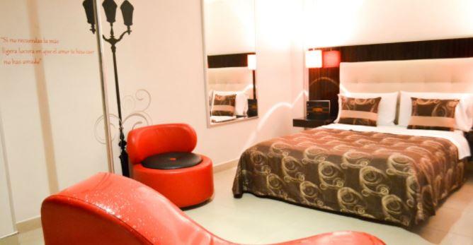 Habitación Semi Suite Fantasía  en Nuevo Chalet : MotelNow