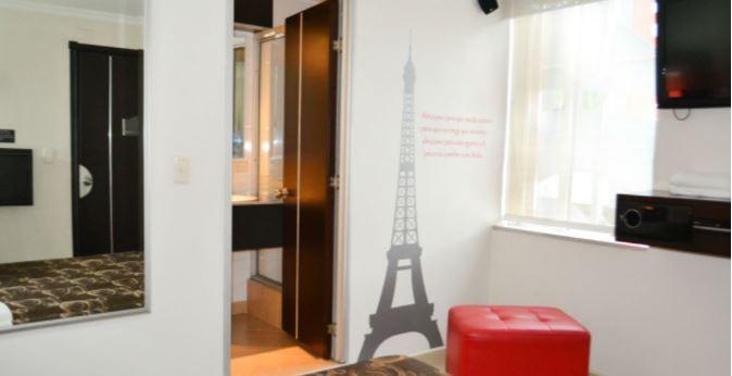 Habitación Suite Fantasía  en Nuevo Chalet : MotelNow