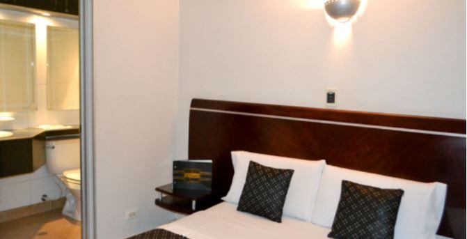 Habitación Suite Junior  en Nuevo Chalet : MotelNow