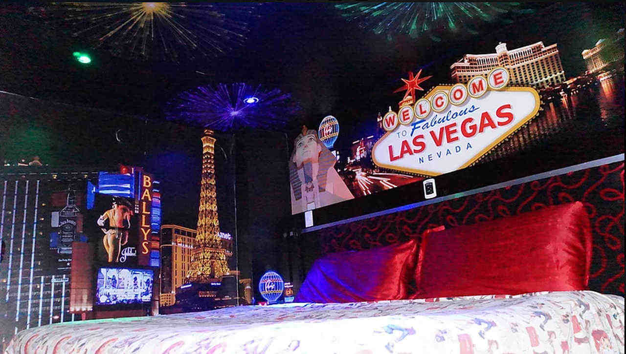 Habitación Suite Las Vegas   en El Cielo : MotelNow