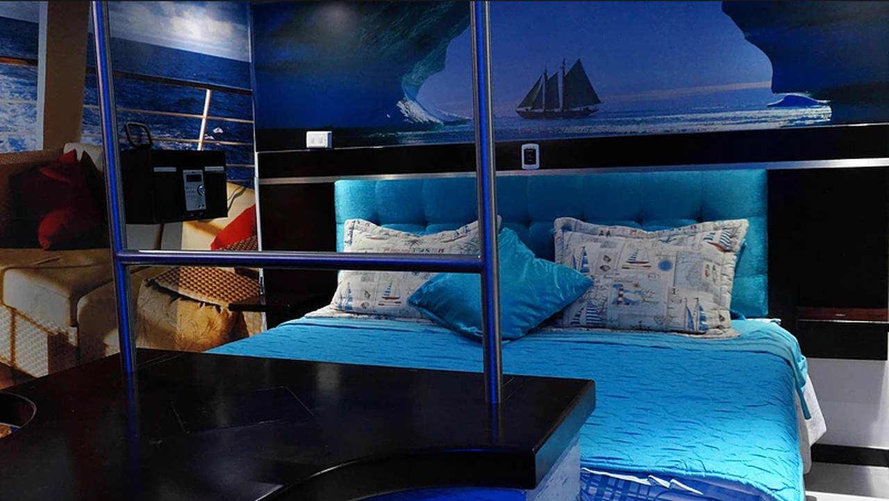 Habitación Suite El Barco en El Cielo : MotelNow