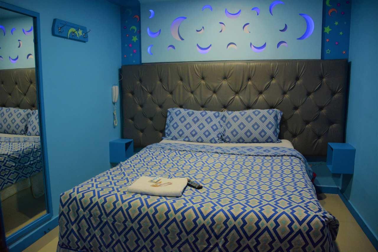 Habitación VIP Eiffel  en El Cielo : MotelNow