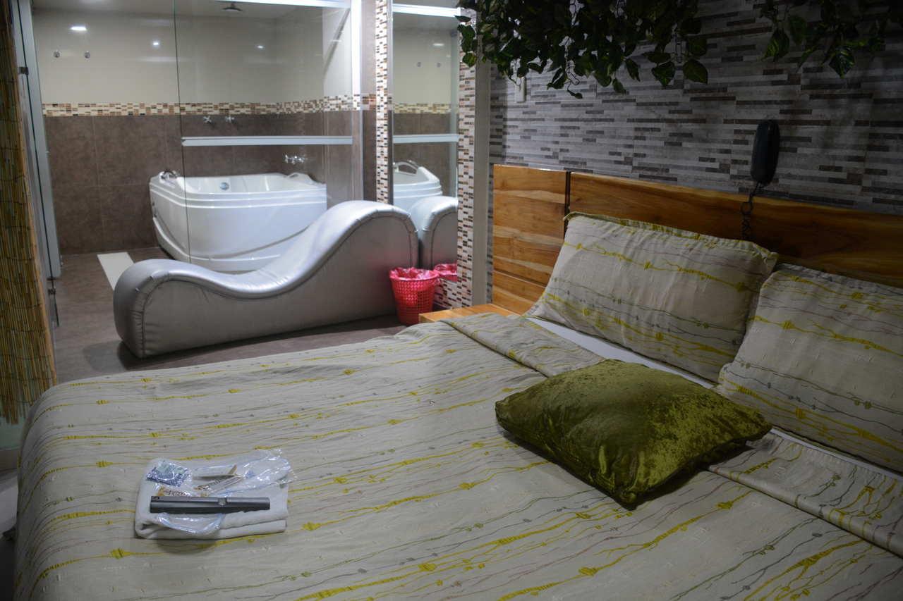 Habitación Suite Bamboo en El Cielo : MotelNow