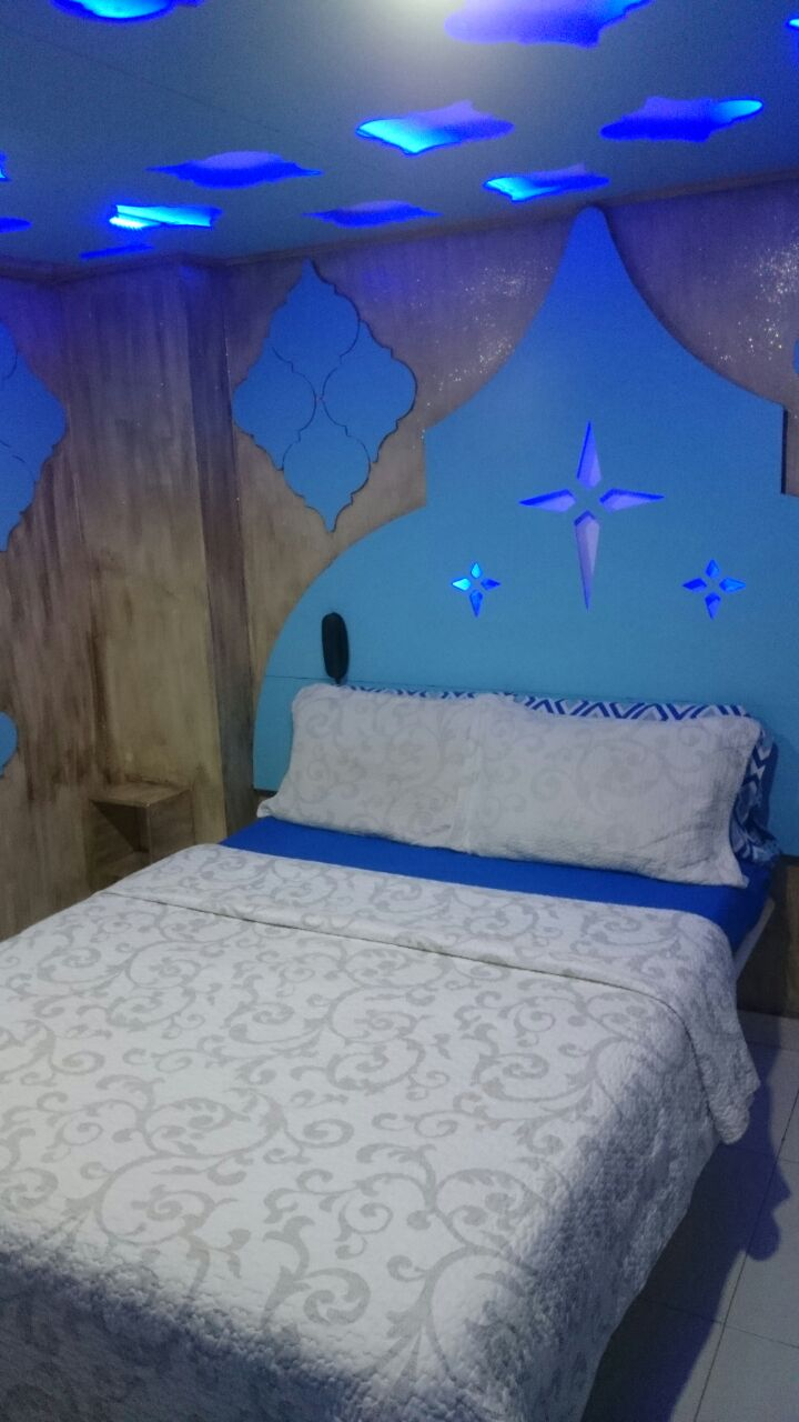 Habitación VIP Aladín en El Cielo : MotelNow