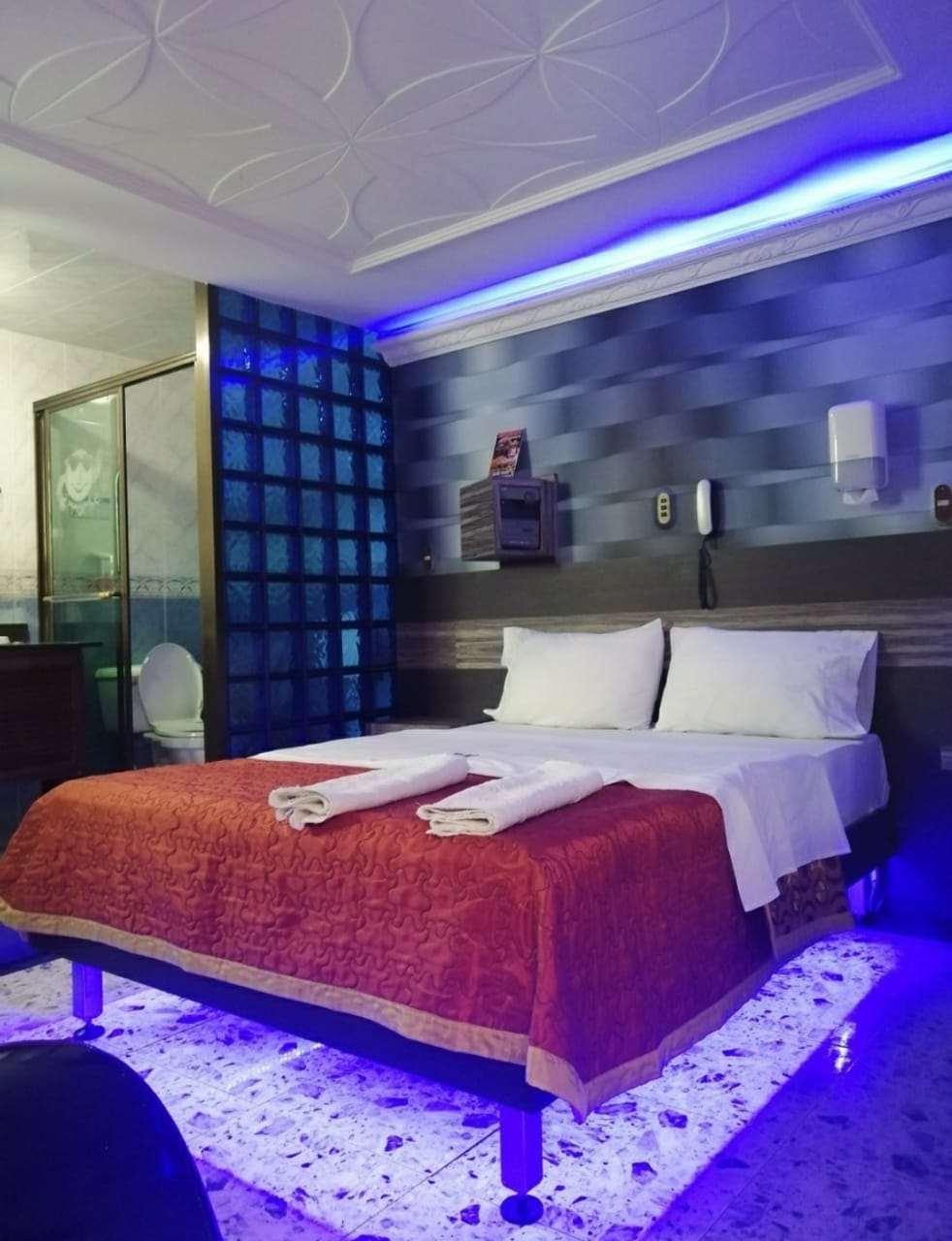 Habitación Sencilla con Silla del amor en Mar Azul : MotelNow