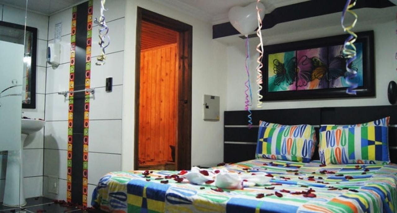 Habitación Suite Sauna en Buenaventura : MotelNow