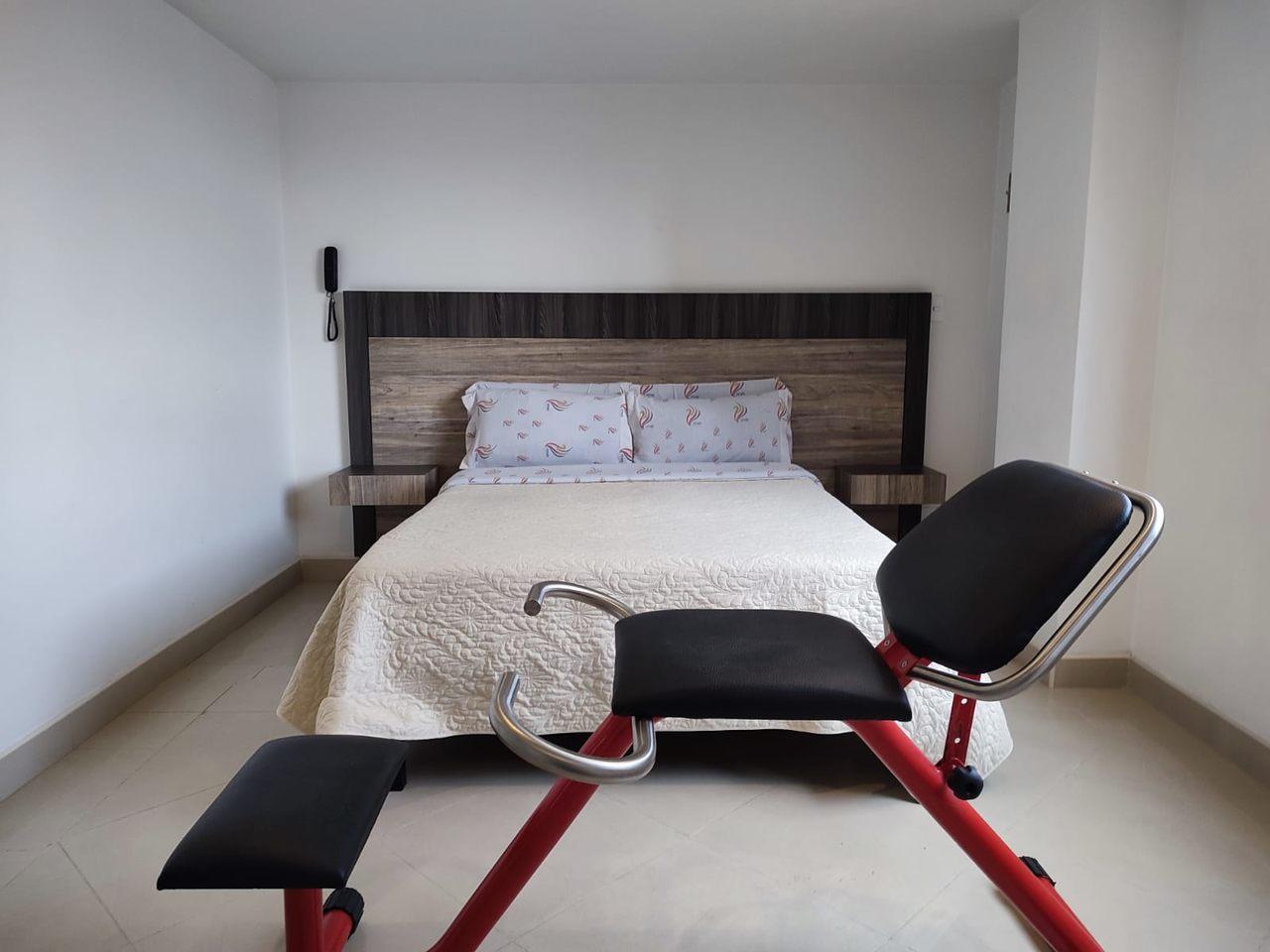 Habitación Silla Erótica en Manantial Azul : MotelNow