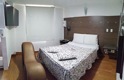 Habitación Jacuzzi en Motel Las Góndolas : MotelNow