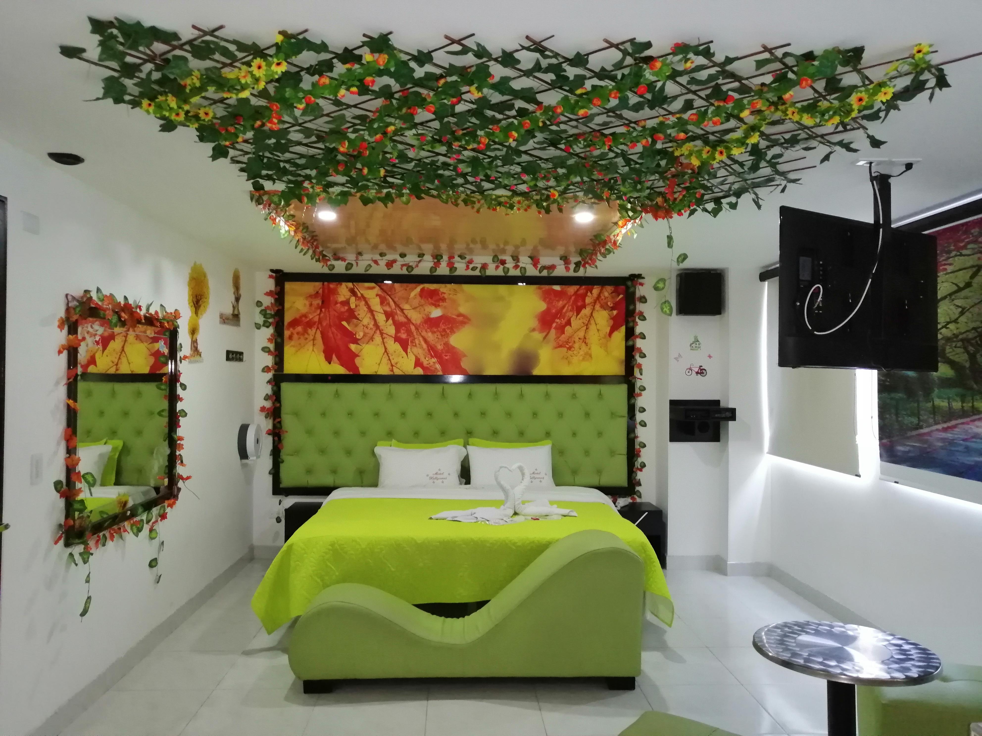 Habitación Suite Tropical en VIP Hollywood : MotelNow