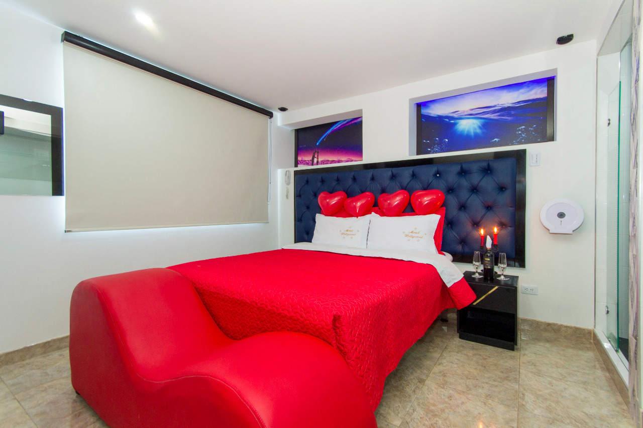 Habitación Sauna en VIP Hollywood : MotelNow