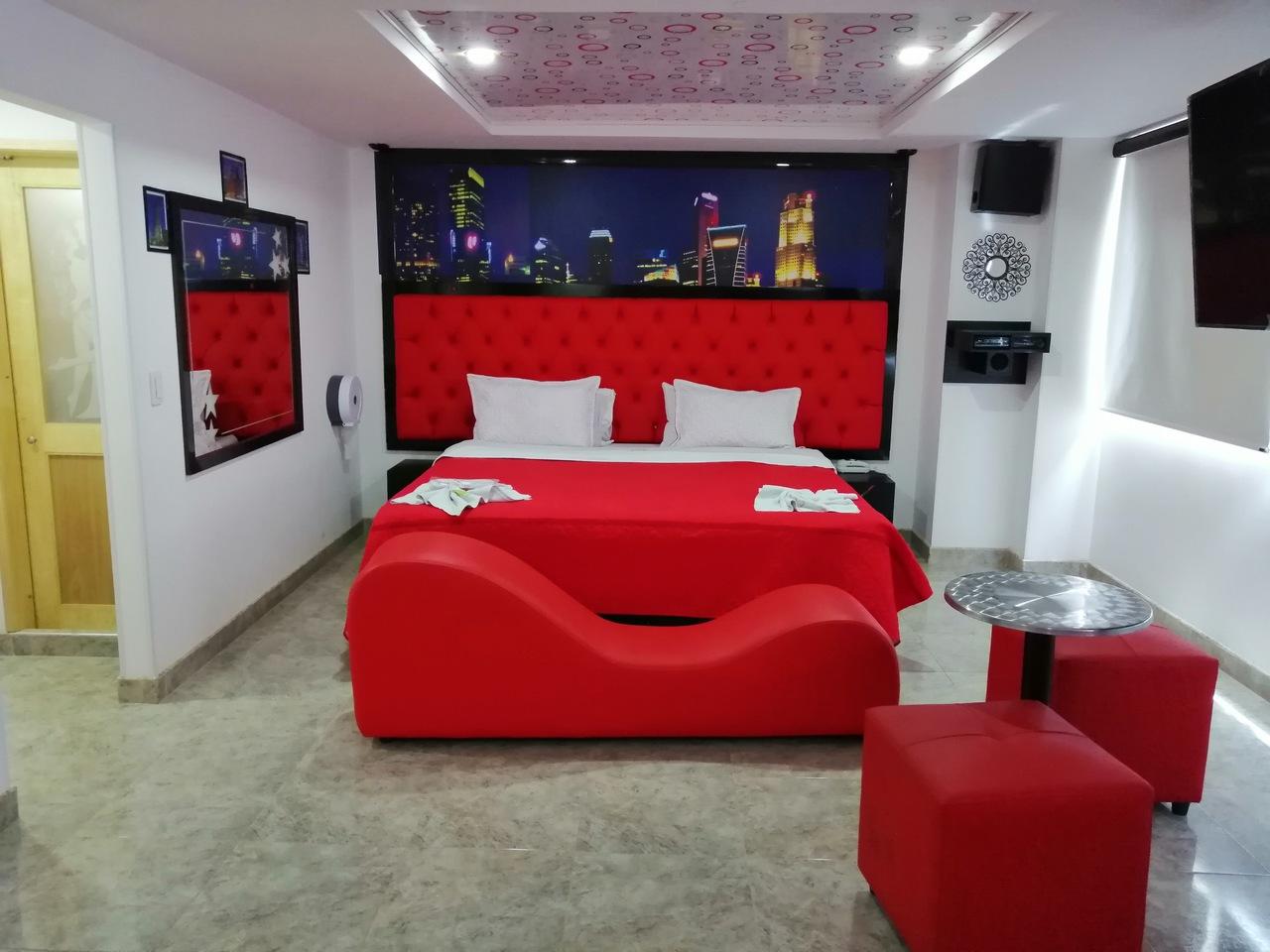Habitación Suite Hollywood en VIP Hollywood : MotelNow