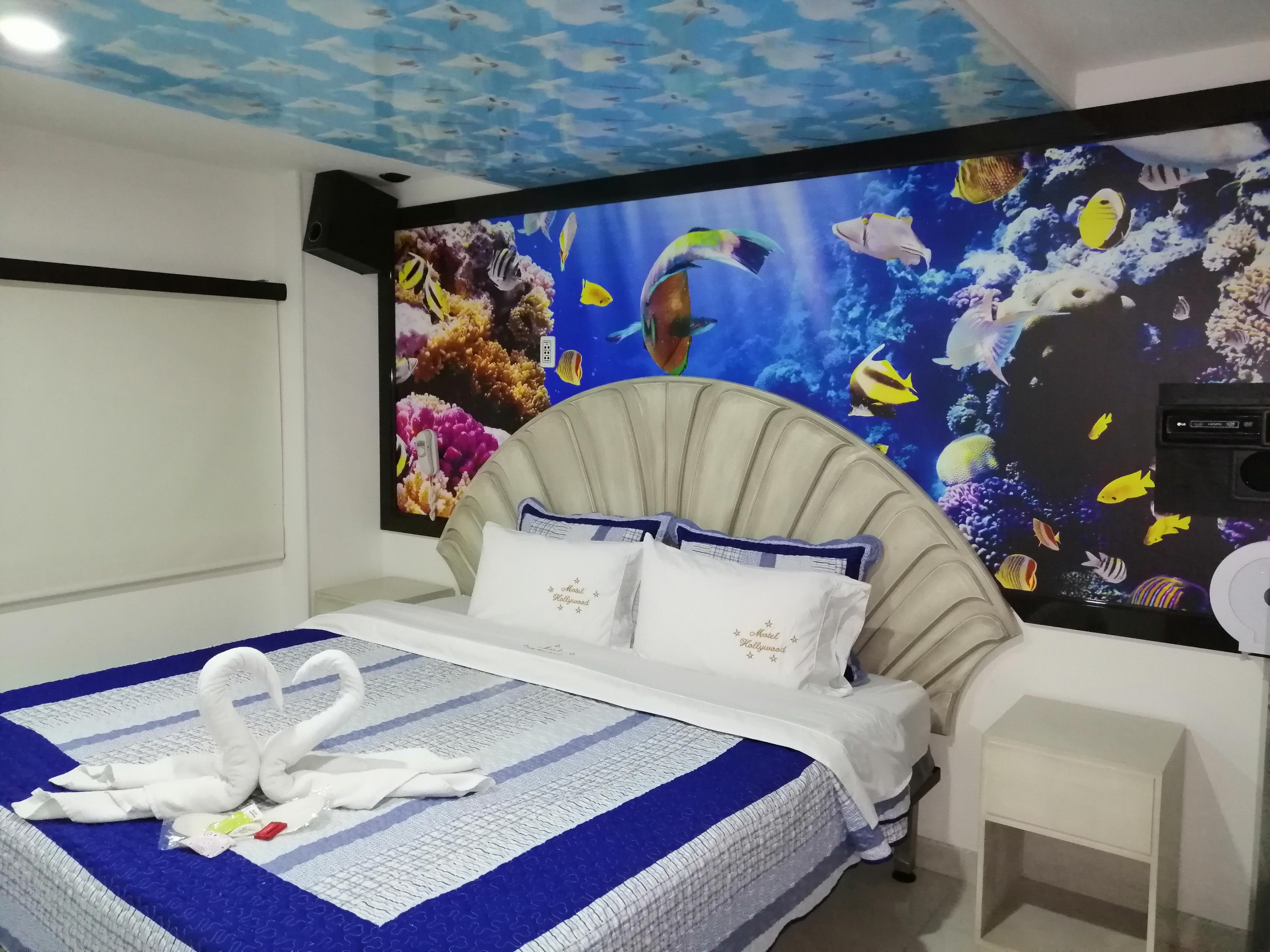 Habitación Suite Marina en VIP Hollywood : MotelNow