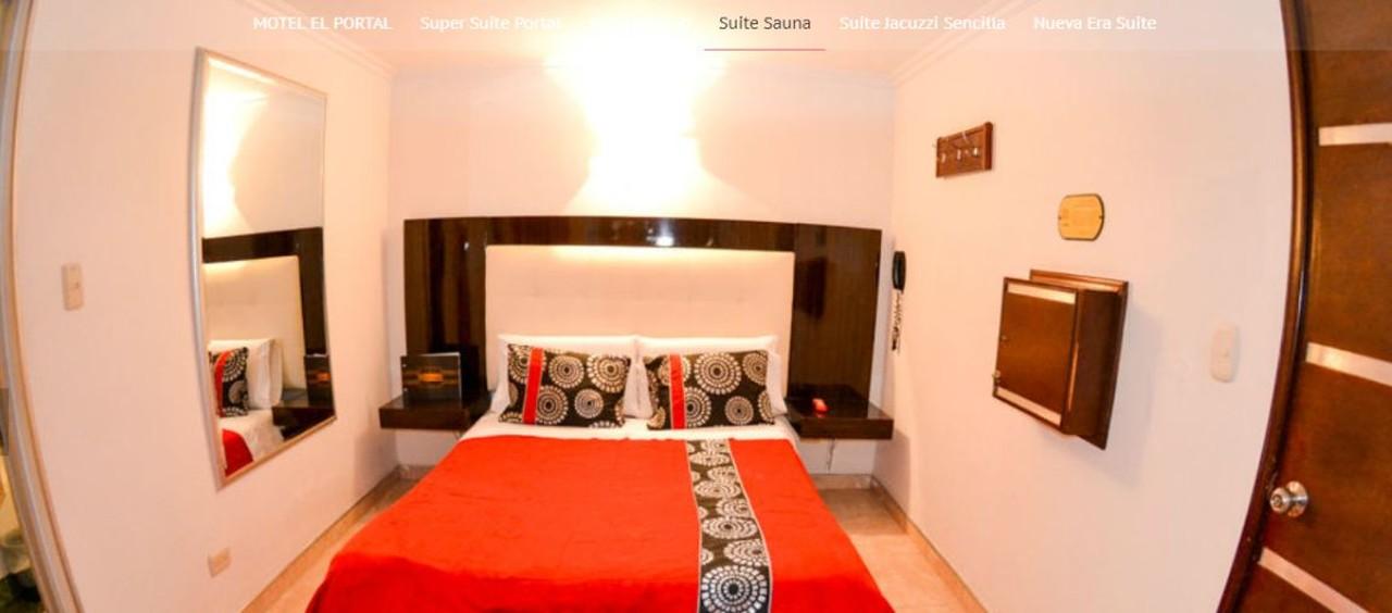 Habitación Suite Sauna en El Portal : MotelNow