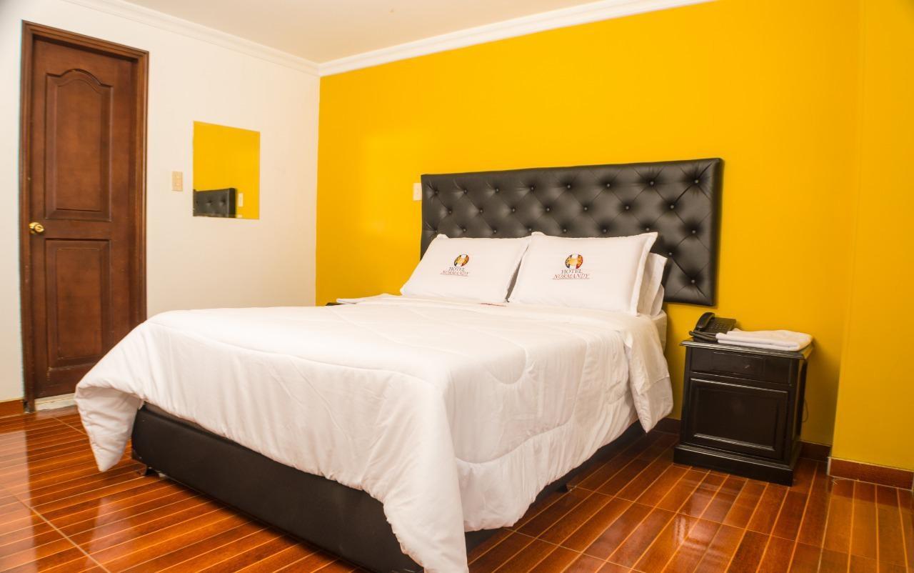Habitación Sauna en Hotel Normandy : MotelNow