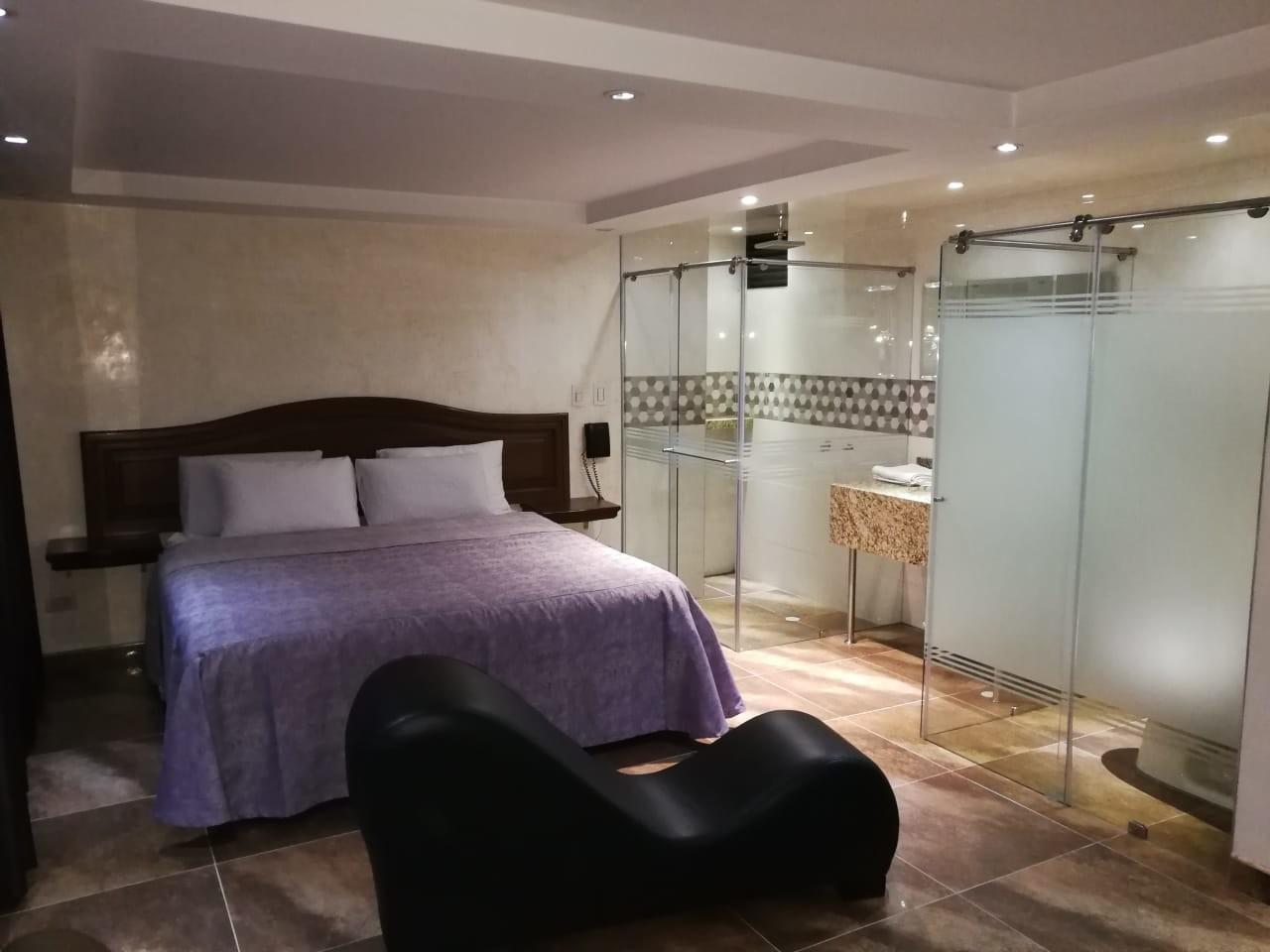 Habitación Especial con Diván del Amor en Amoblados El Romance : MotelNow