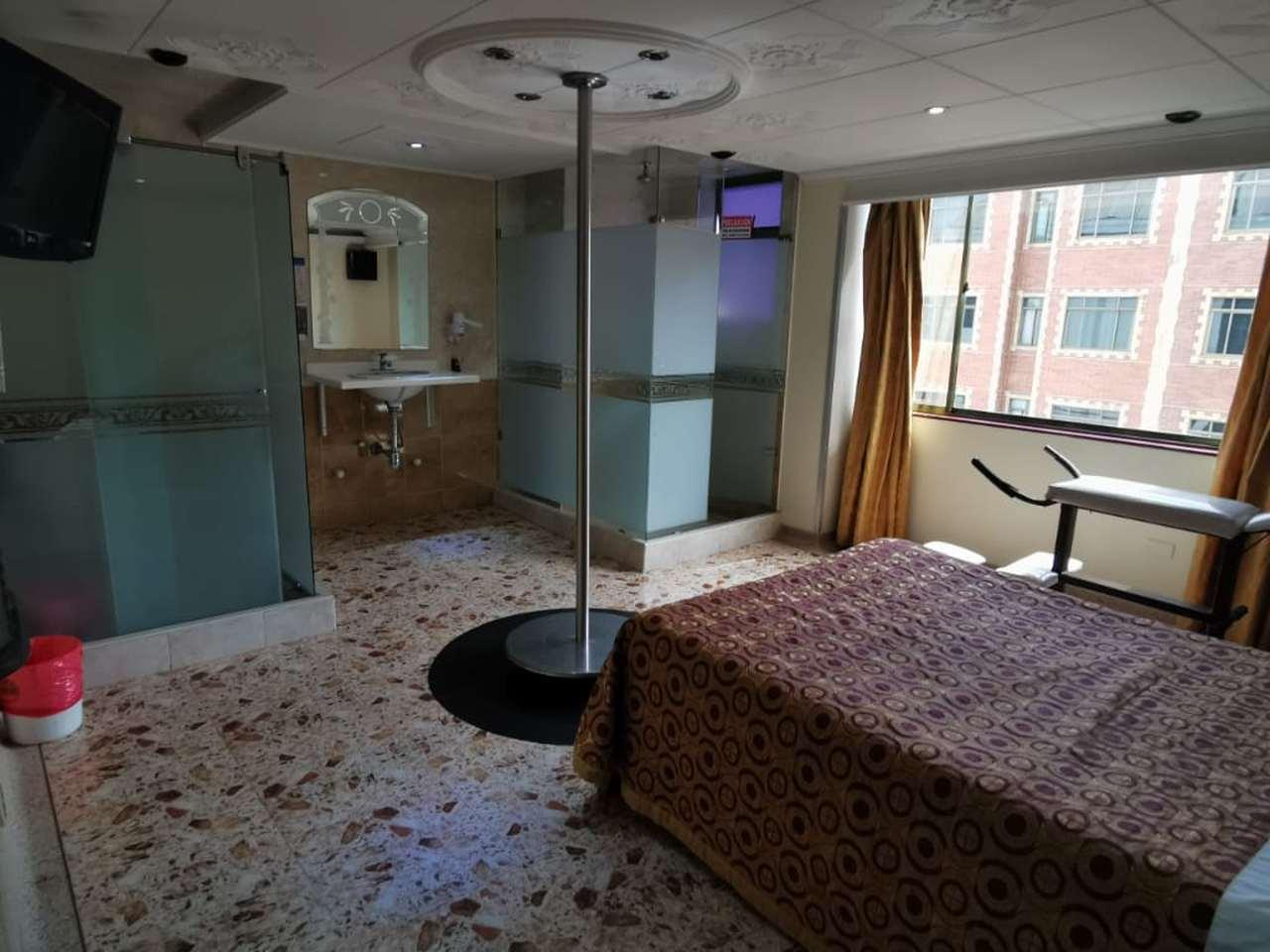 Habitación Sauna en Plaza Inn : MotelNow
