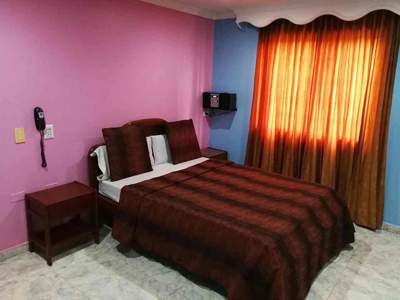 Habitación Miniteca en Brisas Real : MotelNow