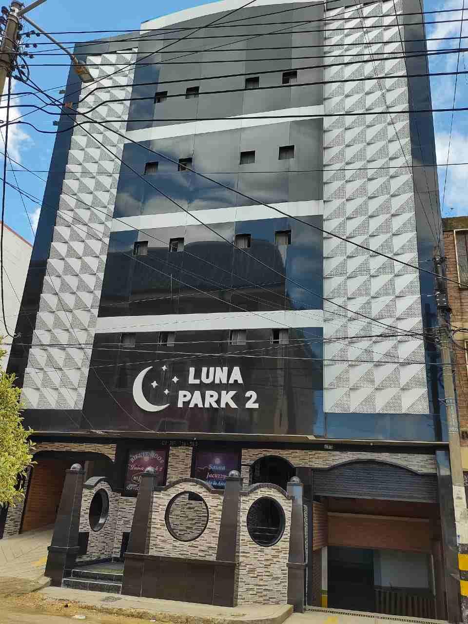 Luna Park II en Kennedy : MotelNow