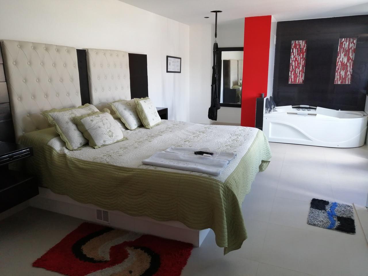 Habitación Sauna en Coral : MotelNow