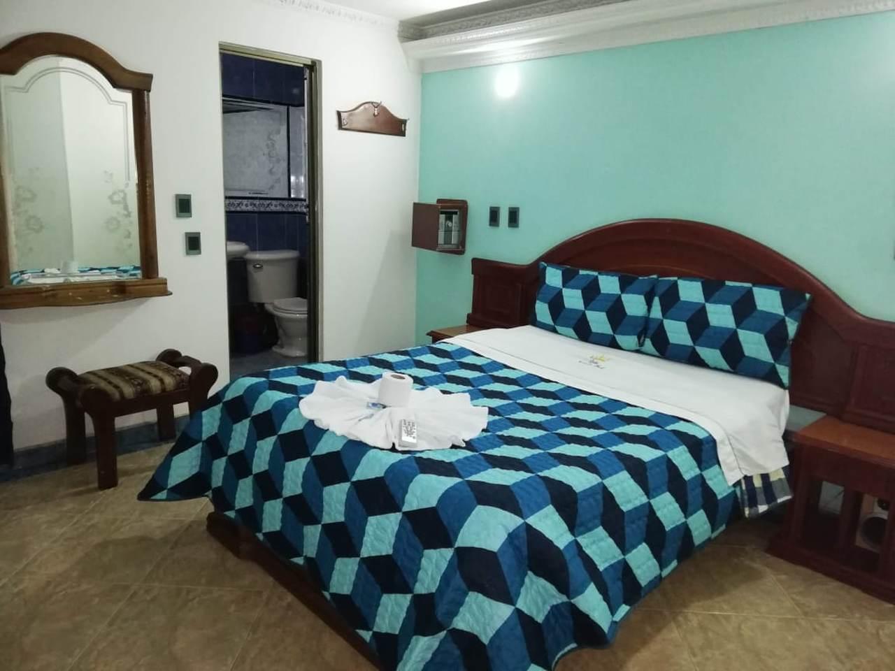 Habitación Sencilla en Suite Vulcano Real : MotelNow
