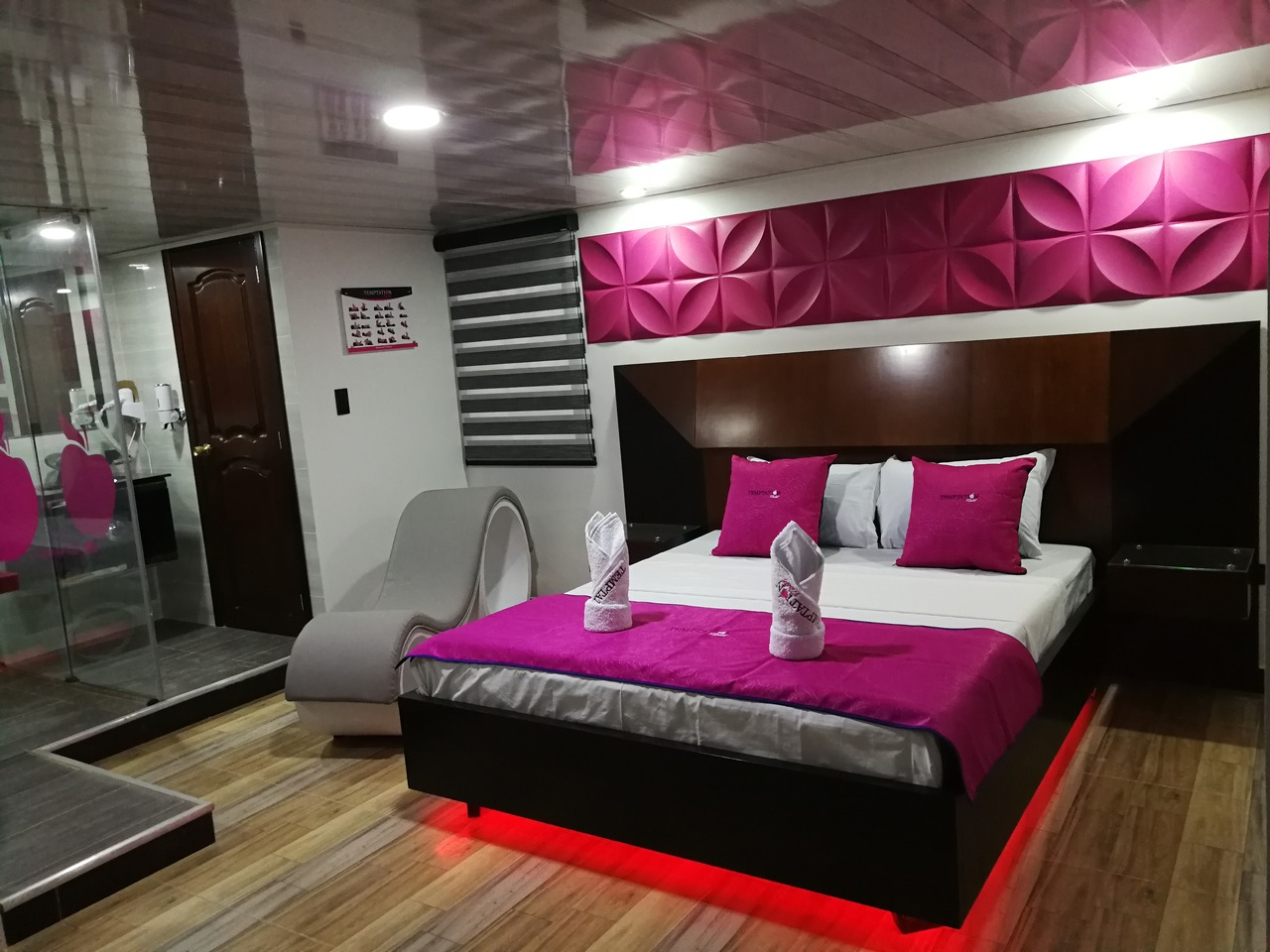 Temptation Motel en Chapinero : MotelNow