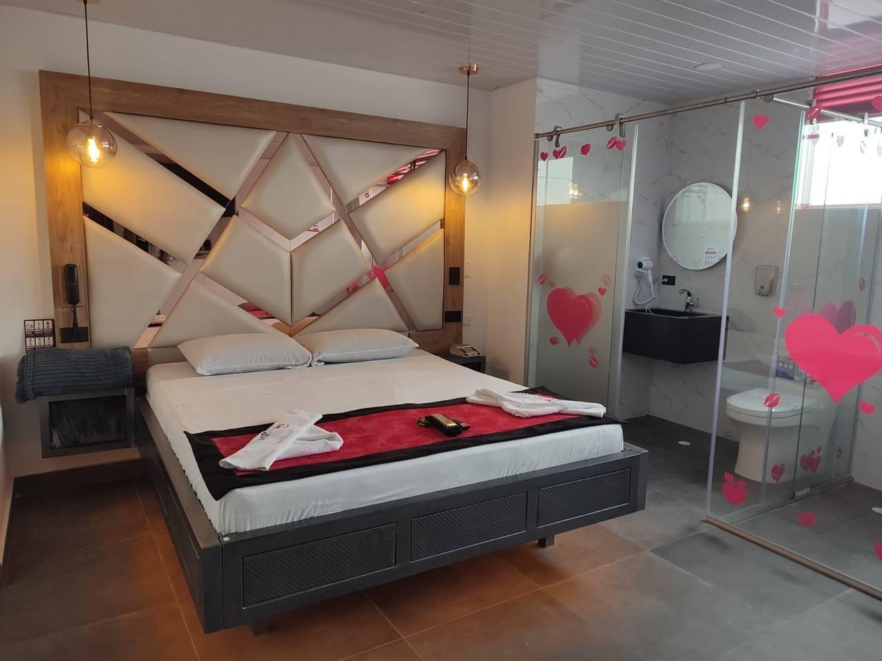 Habitación Suite Sencilla en Temptation Motel : MotelNow