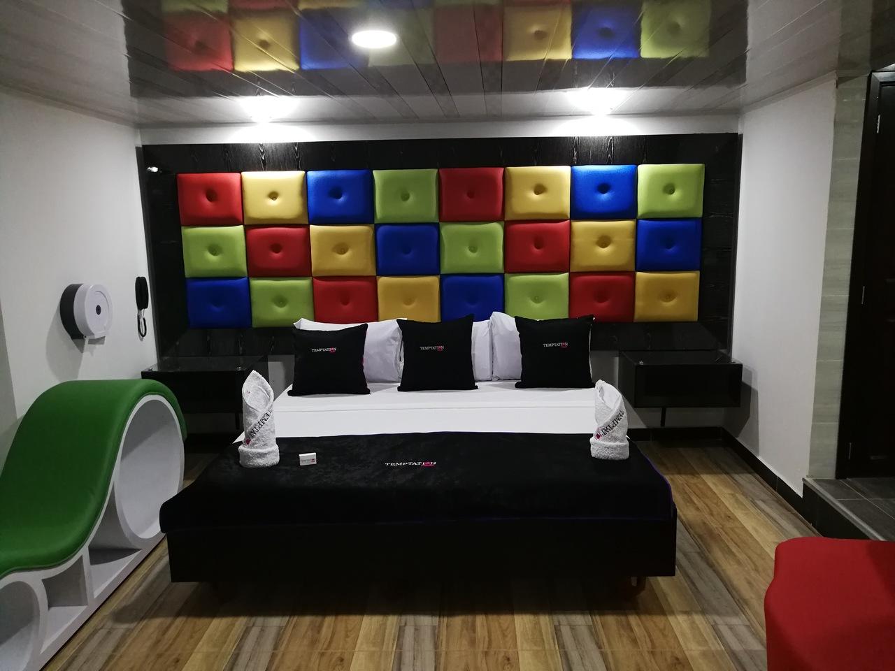 Habitación Suite Temptation en Temptation Motel : MotelNow