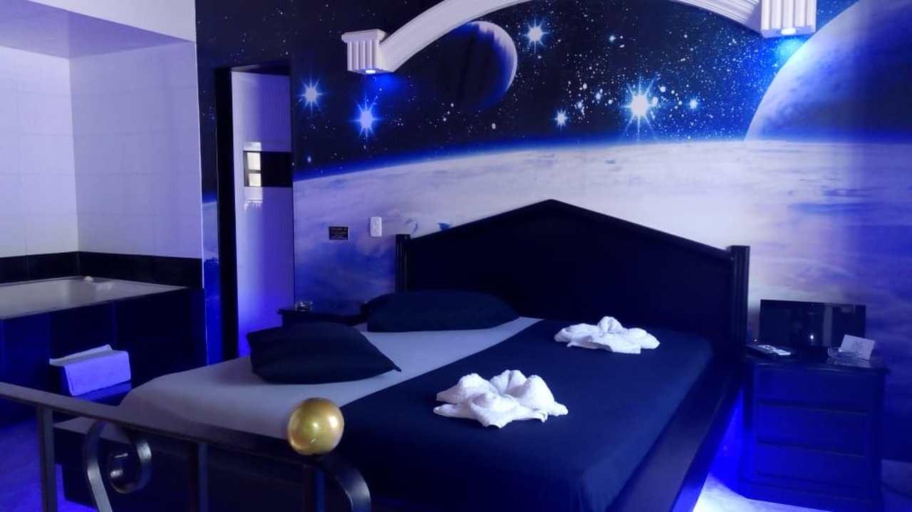 Habitación De Lujo en El Descanso del amor : MotelNow