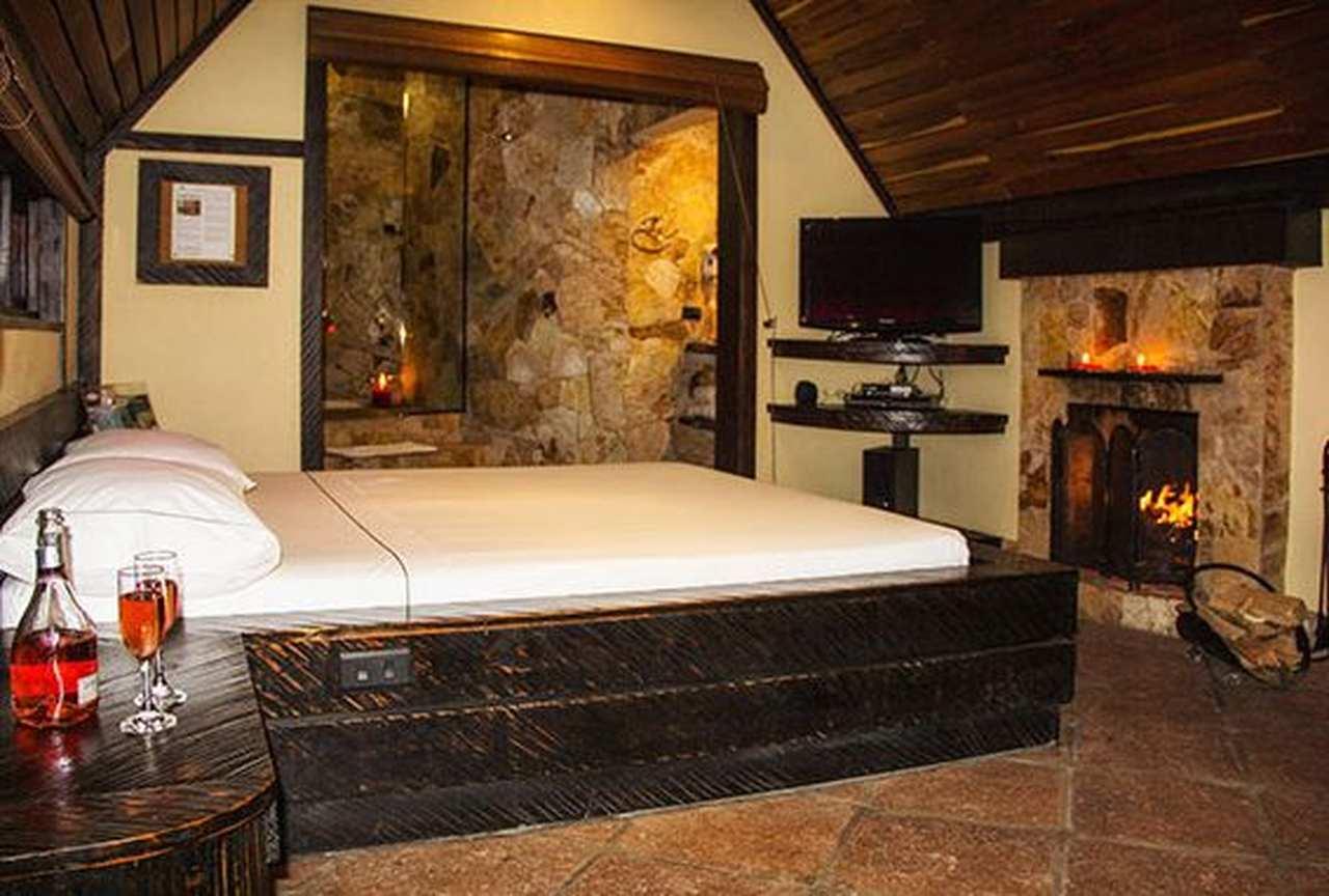 Habitación Chalet super especial en Los Chalets : MotelNow