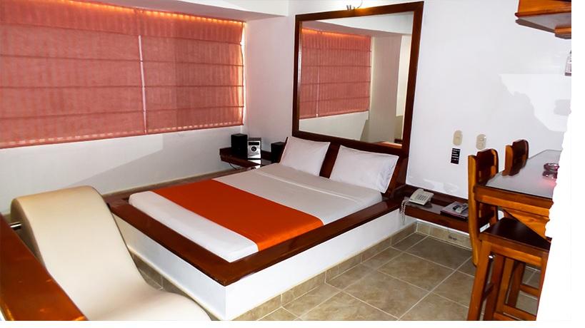Habitación Cabaña Sencilla en Sol y Luna : MotelNow