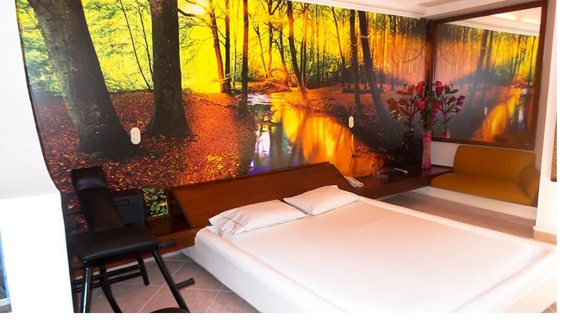 Habitación Cabaña Especial en Sol y Luna : MotelNow