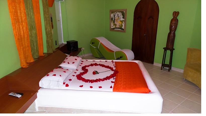 Habitación Cabaña Suite en Sol y Luna : MotelNow