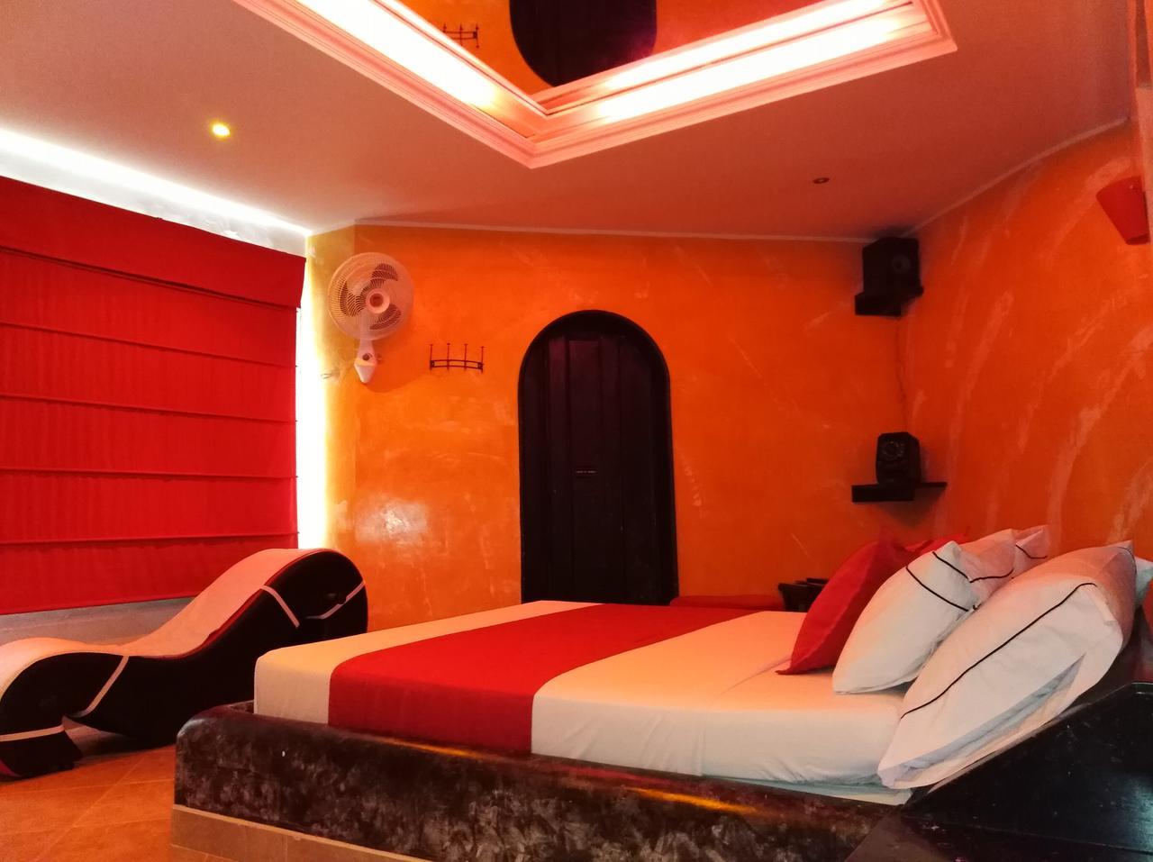 Habitación Suite Doble en Sol y Luna : MotelNow