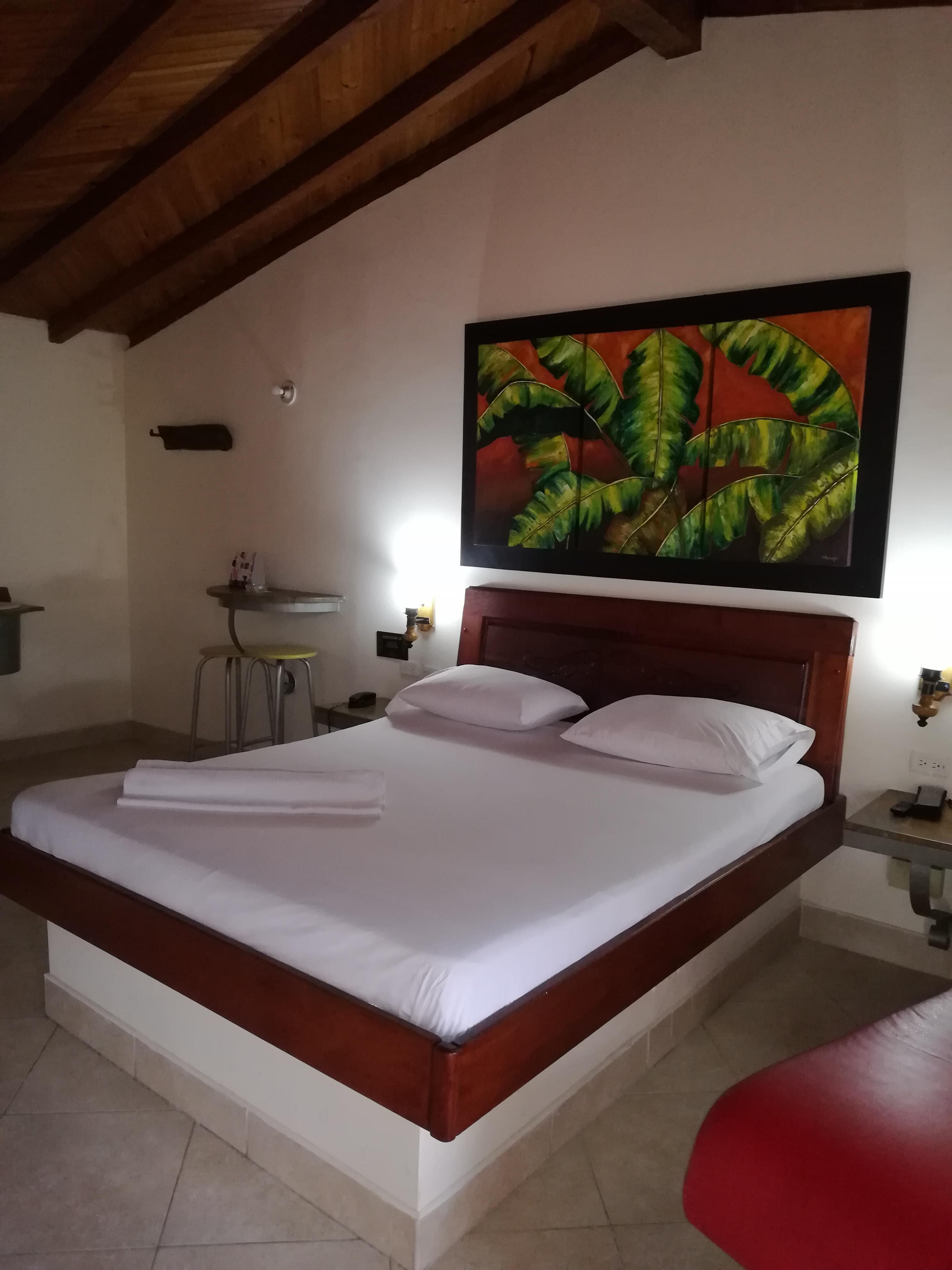 Habitación Sencilla en Mónaco II : MotelNow