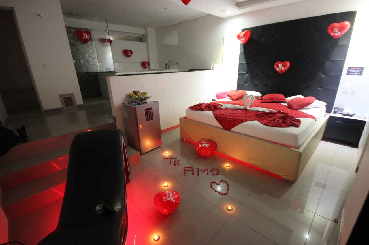 Habitación Suite Jacuzzi y Turco en Golden Suites : MotelNow