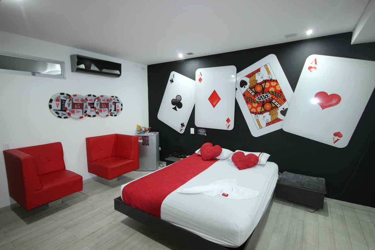 Habitación Turco en Golden Suites : MotelNow