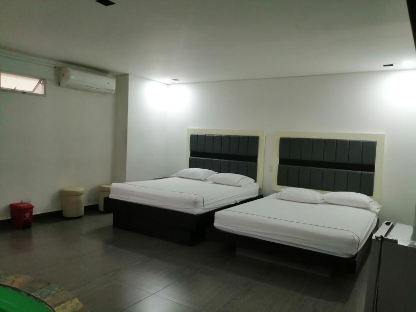 Habitación Doble cama en Eleven 11 : MotelNow