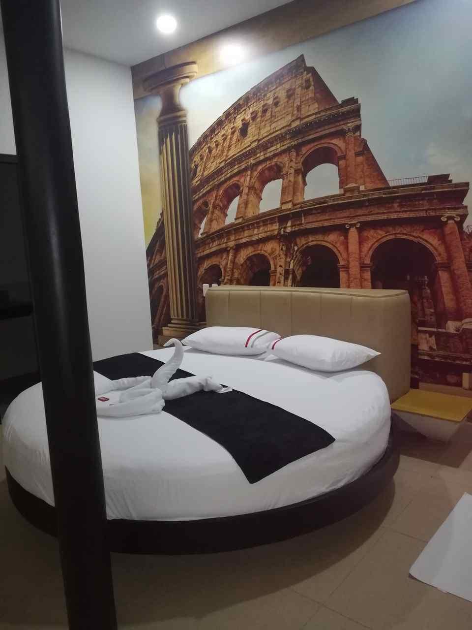Habitación Jacuzzi en Platino : MotelNow