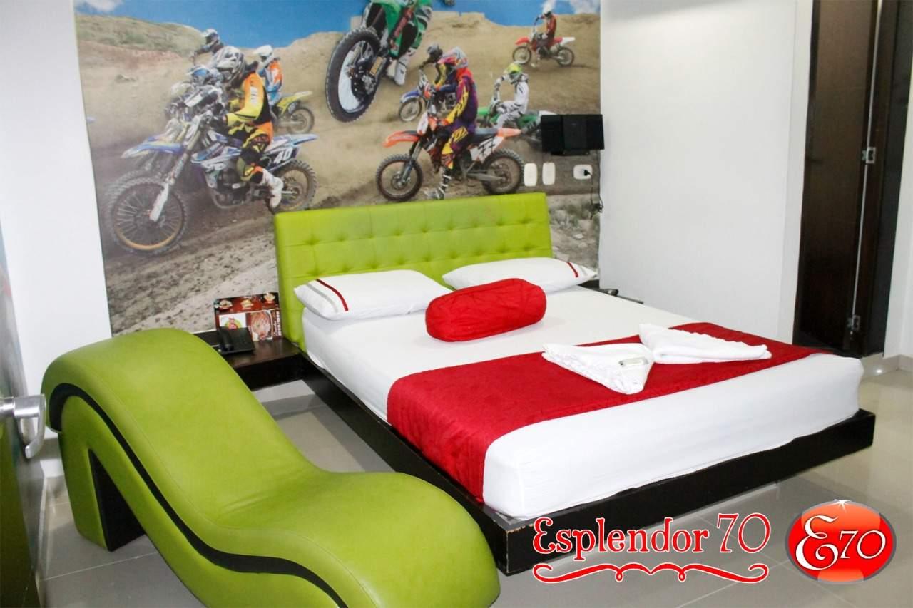 Habitación Sencilla en Esplendor 70 : MotelNow