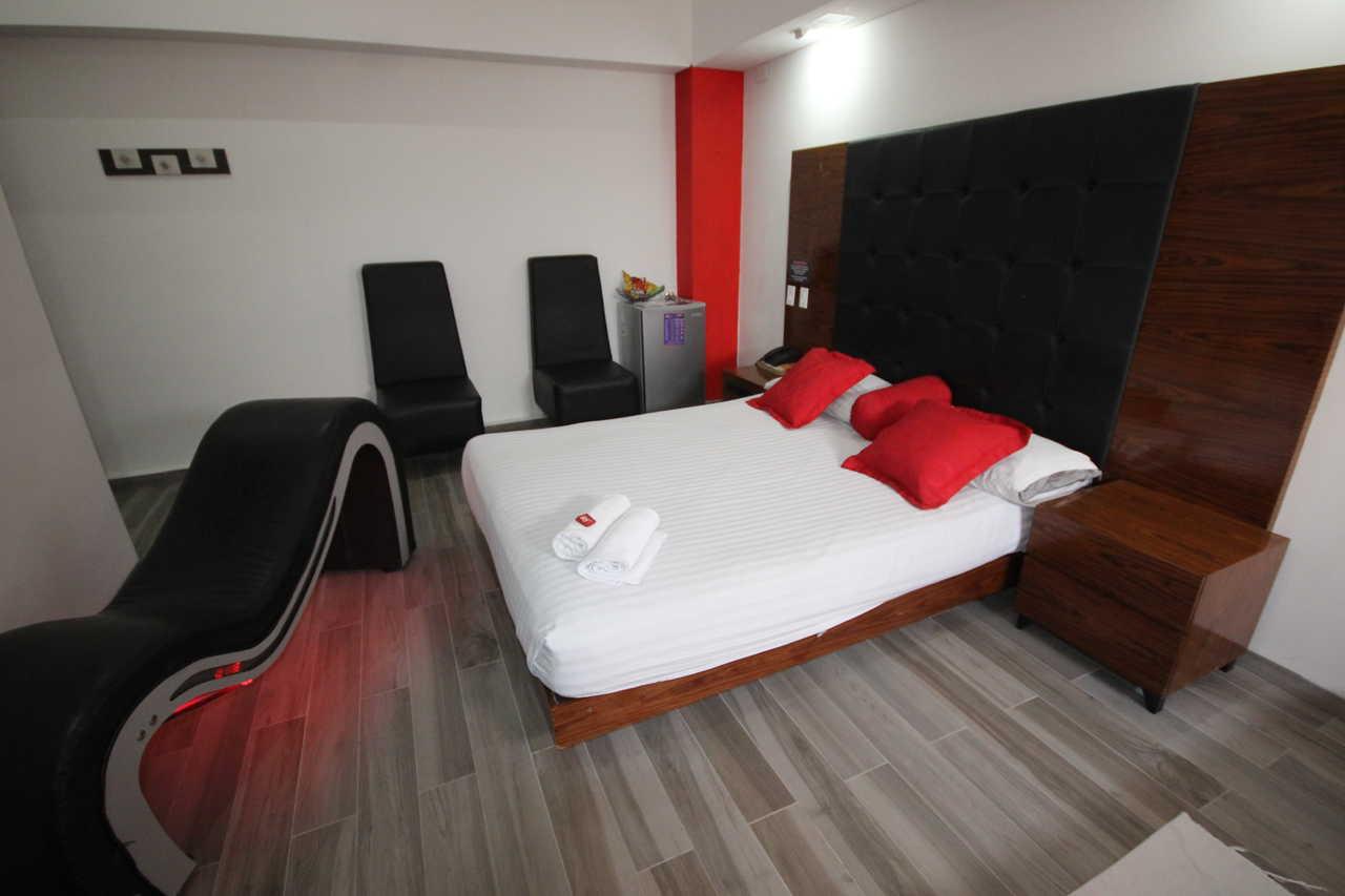 Habitación Jacuzzi en Roxy : MotelNow