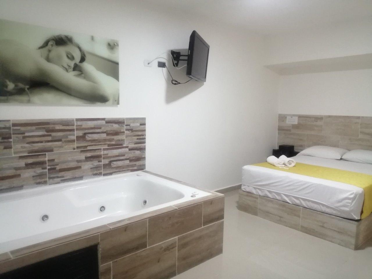 Habitación Jacuzzi en Brisas  : MotelNow