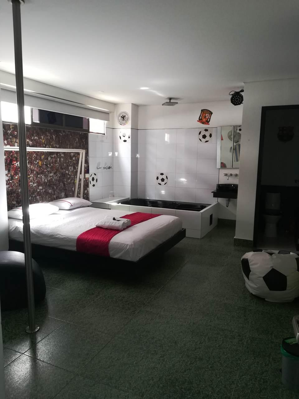 Habitación Jacuzzi en Special Rooms : MotelNow