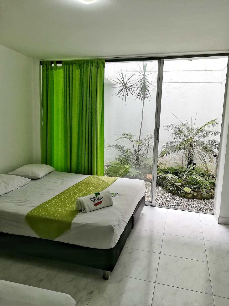 Habitación Paradise Estándar  en Paradise Lleras : MotelNow