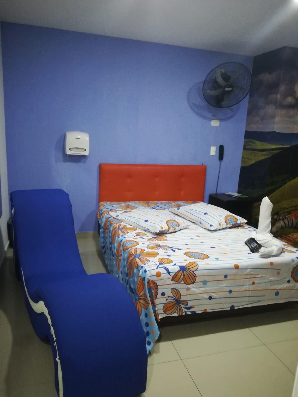 Habitación Habitación con Aire en Boston Real I : MotelNow