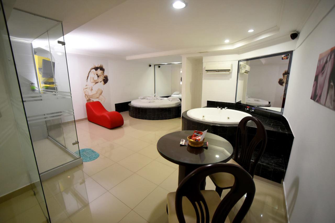 Habitación Suite Junior  en Fantasia : MotelNow
