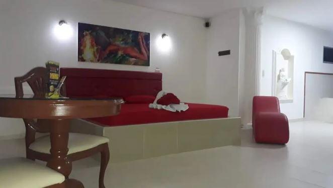 Habitación Suite Presidencial en El Greco : MotelNow