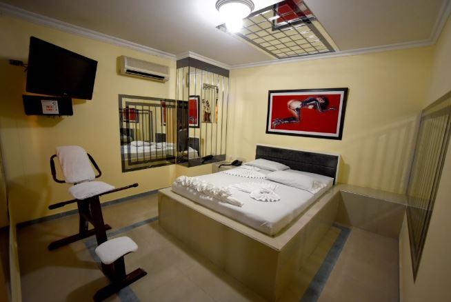 Habitación Suite Junior  en El Greco : MotelNow