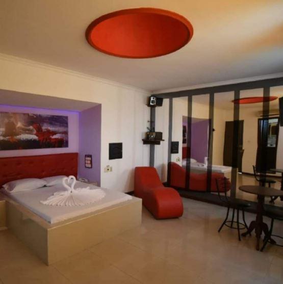 Habitación Suite Panoramica en El Greco : MotelNow