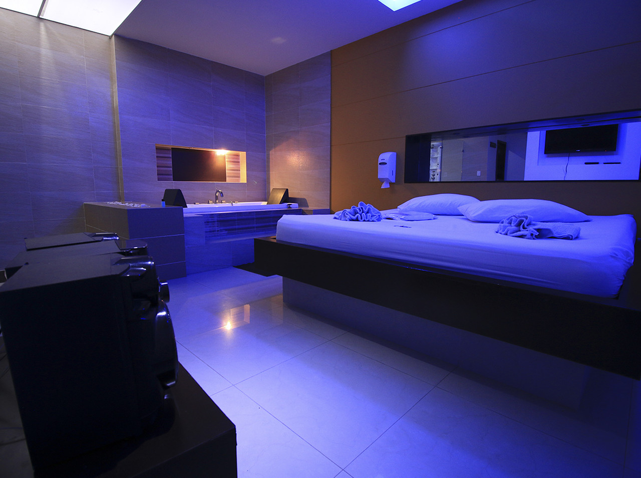 Habitación Suite Deluxe en Casa Blanca : MotelNow